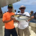 men on florida fishing charter