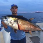 fishing photo gallery man on florida fishng charter