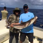 fishing on florida charter