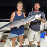 man and woman on charter florida