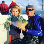 family fishing trip florida